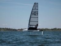 benoite marie moth sail